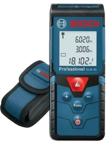 Medidor de Distância a Laser 40 Metros Professional - Bosch-glm40