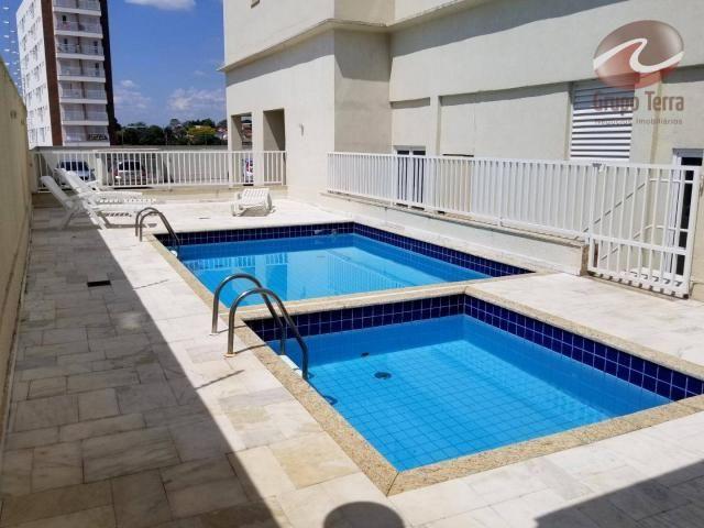 Apartamento à venda, 70 m² por r$ 330.000,00 - jardim satélite - são josé dos campos/sp - Foto 20