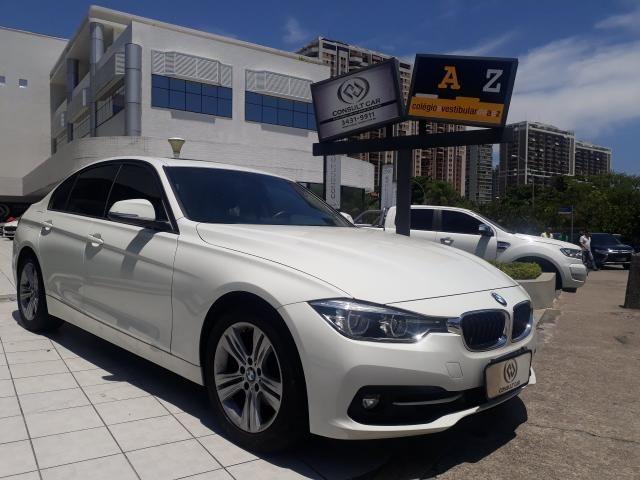 BMW 320I 2016/2017 2.0 SPORT 16V TURBO ACTIVE FLEX 4P AUTOMÁTICO