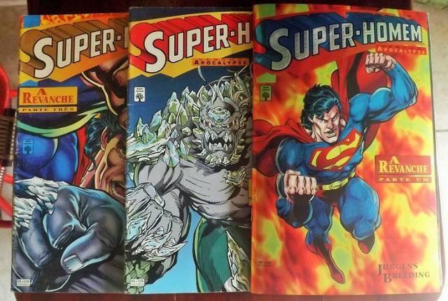 Revistas Super-Homem