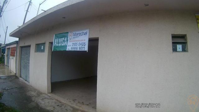 Loja comercial para alugar em Quississana, Sao jose dos pinhais cod:01026.006