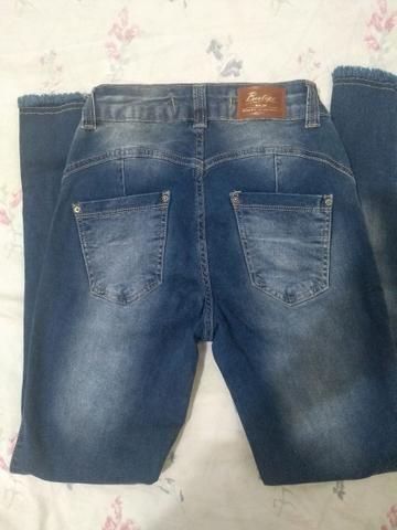 e4e3f766e Calça biotipo cintura alta - Roupas e calçados - Nossa Senhora da ...