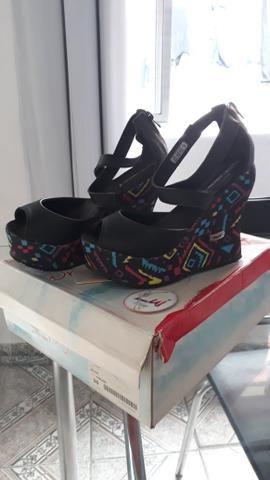 0cc4cbc556 Sandália LuiLui - Roupas e calçados - Cidade São Mateus