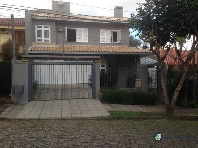 Sobrado com 3 dormitórios à venda, 180 m² por R$ 742.000 - Jardim América - São Leopoldo/R
