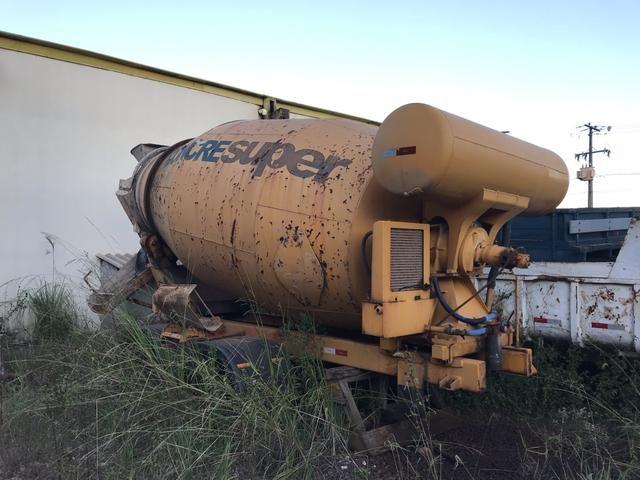 Balão Betorneira Completa P/caminhão - Foto 3