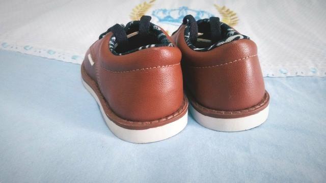 2ab8fb6814 Sapato infantil menino masculino - Artigos infantis - Torrões ...