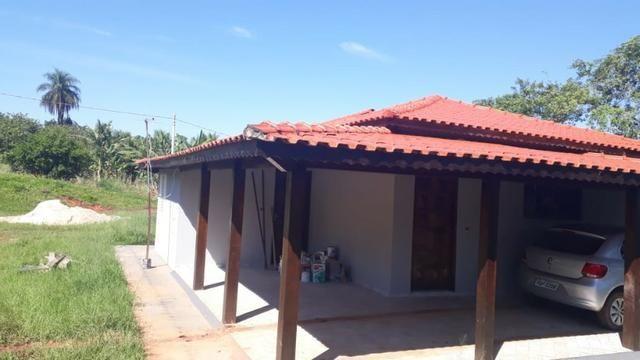 Artur Nogueira - Chácara 1.200 m² c/ casa 02 quartos - - Foto 3