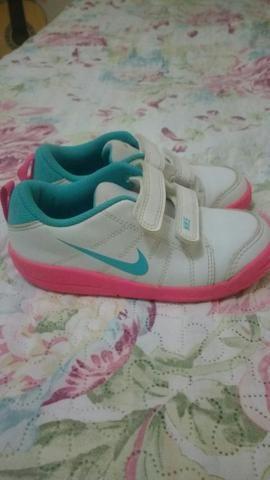 8a5e0afe306 Tênis da Nike infantil feminino 25 - Roupas e calçados - 40 Horas ...