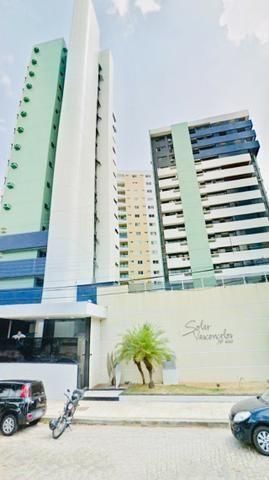Apartamento 3/4 - 180m² - em Petrópolis - Solar Vasconcelos