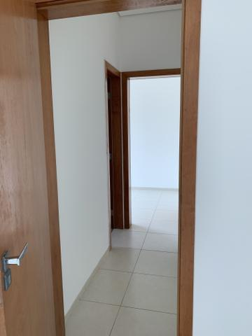 Residencial Golden: apto novo, amplo, de 2 quartos sendo 1 suite, segurança 24 horas - Foto 8