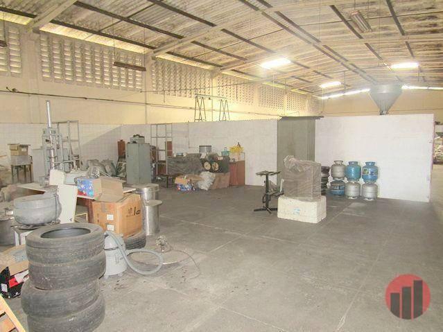 Galpão para alugar, 600 m² por R$ 4.500,00/mês - Barra do Ceará - Fortaleza/CE - Foto 9