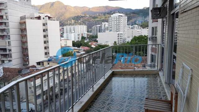 Apartamento para alugar com 2 dormitórios em Grajaú, Rio de janeiro cod:LOAP20125