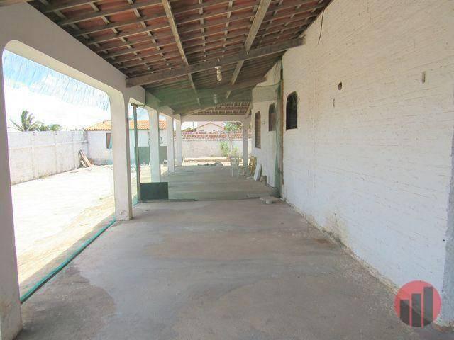 Casa com 4 dormitórios para alugar, 300 m² por R$ 1.500,00 - Pecém - São Gonçalo do Amaran - Foto 15