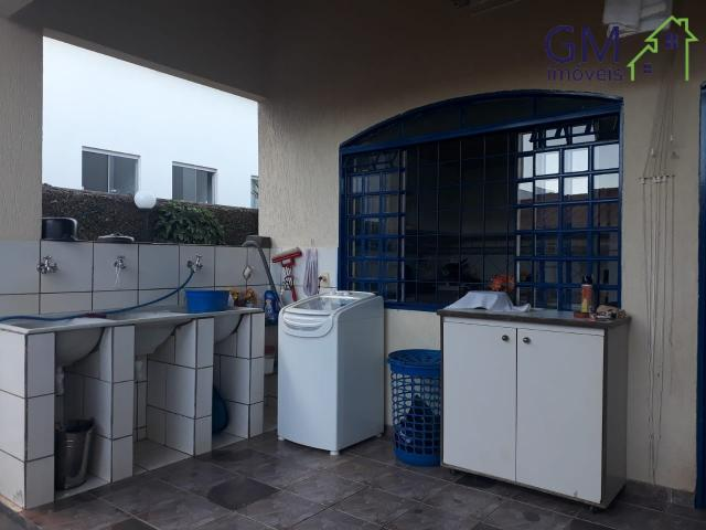Casa a venda / condomínio recanto dos nobres / 03 quartos / churrasqueira - Foto 16