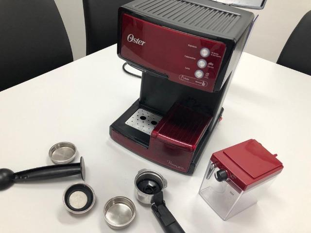 Cafeteira Oster PrimelLate I - com vaporizador