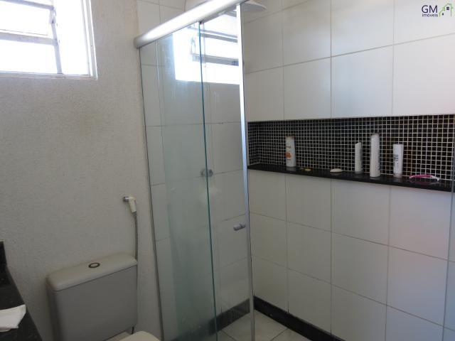 Casa a venda / Condomínio Recanto dos Nobres / 03 Quartos / Churrasqueira / Garagem - Foto 19