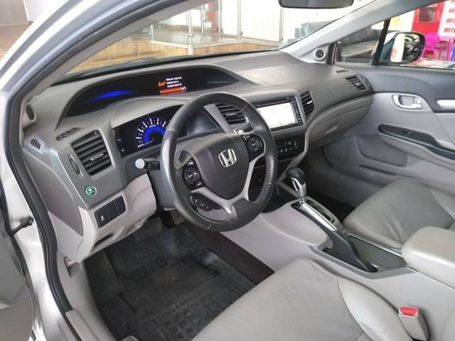 Civic 2012 automático - Foto 4