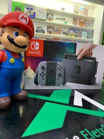 Switch Novo + Garantia