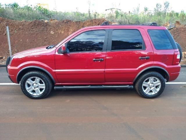 Ford EcoSport XLT 1.6/ 1.6 Flex 8V 5p 2007 Gasolina