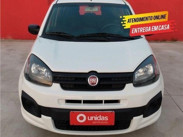 Fiat uno atractive evo flex 1.0 (sem entrada/sem comprovar renda) 2019