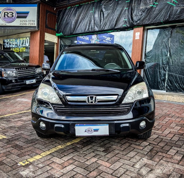 Honda CRV ExL 4x4 2009 Top de Linha