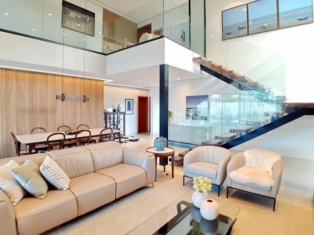 JD/Casa Duplex 350m2 no Alphaville Luxo e Sofisticação - Foto 4