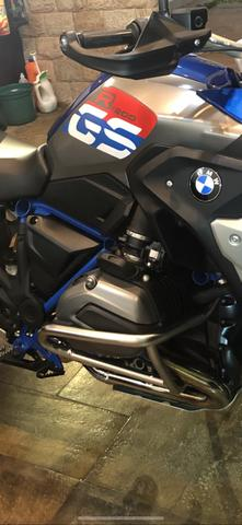 Protetor de motor BMW 1200 - Foto 2
