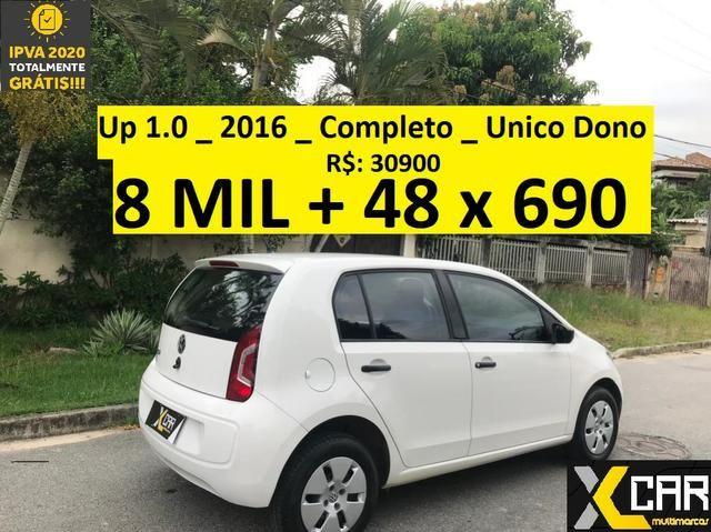 Up 1.0 - 2016 _ Único Dono _ 2020 ok _ Completo