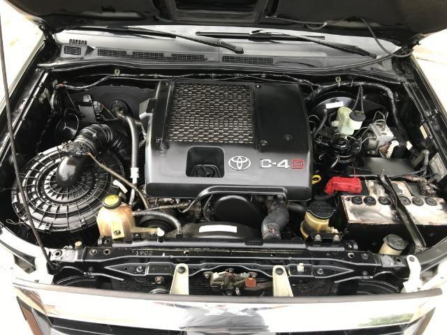 Hilux SW4 2006/2006 Diesel, automática, blindada N3a - Foto 9