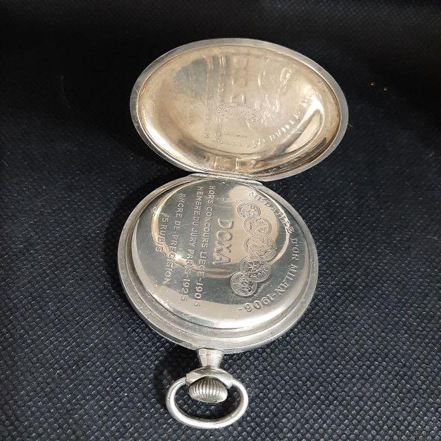 Relógio de Bolso Doxa Anti Magnético  - Foto 3