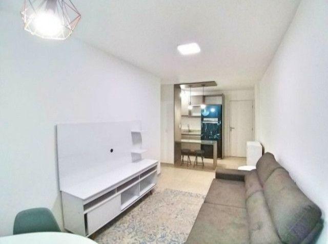 Apartamento quarto e sala mobiliado Edf. Le Grand - 42M² - Foto 8