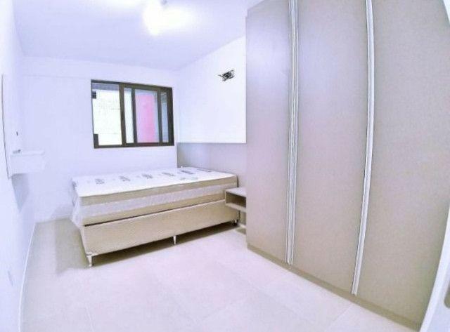 Apartamento quarto e sala mobiliado Edf. Le Grand - 42M² - Foto 5