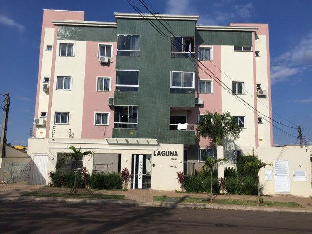 Apartamento cobertura,02 suites sendo 01 suite c/ closet ,Região do Lago,Cascavel -PR - Foto 2