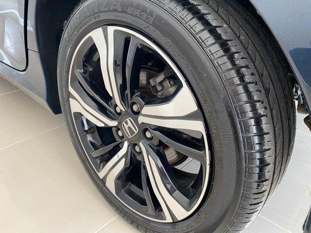 Honda Civic Touring 1.5 Turbo CVT 2019 C/ Teto - Foto 7