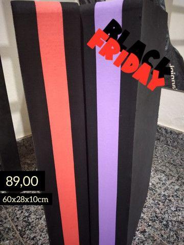 Funcional: Escada, cone, tapete, corda, chapéu, jump, step, etc - Foto 5