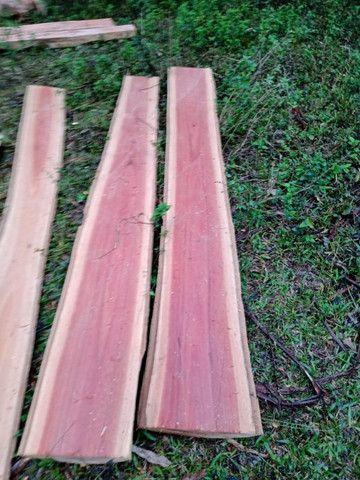 Mourão. Pilar palanque eucalipto vermelho - Foto 2