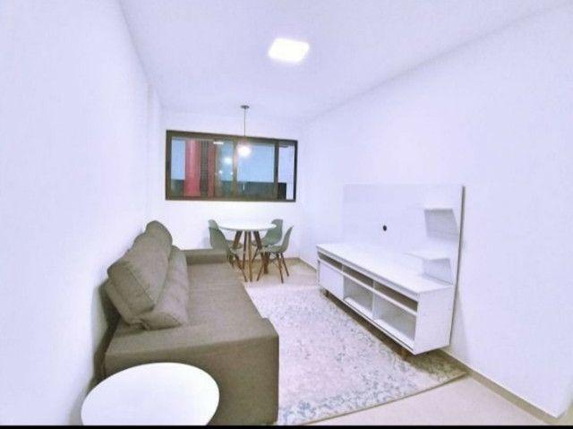Apartamento quarto e sala mobiliado Edf. Le Grand - 42M² - Foto 9
