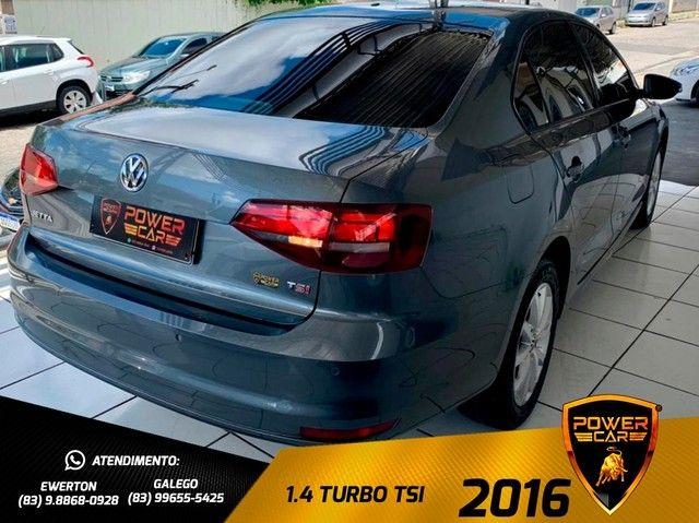 Vw Volkswagen jetta 2016 1.4 Turbo mecânico  - Foto 6