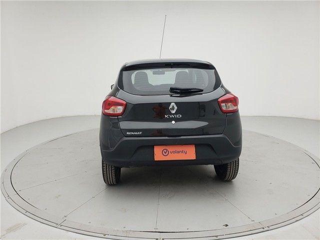 Renault Kwid 2020 1.0 12v sce flex zen manual - Foto 5