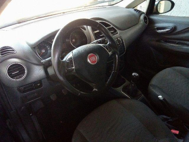 Fiat - Punto 1.6 Essence Flex Completo - 2013 - Foto 7