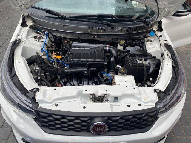 Fiat Argo 1.8 HGT (Aut) 2020 Unico Dono - Foto 10