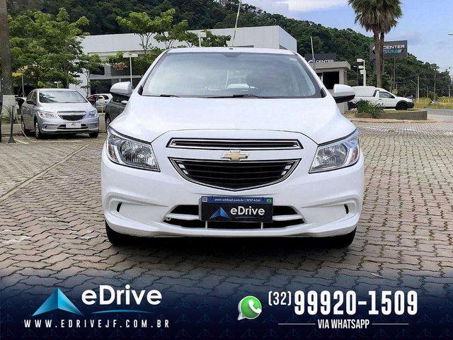 Chevrolet Onix LT 1.0 Flex 5p Mec. - Entrada no Cartão - Financio - Troco - Uber - 2015 - Foto 3