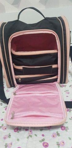 Bolsa com várias divisórias MK - Foto 2
