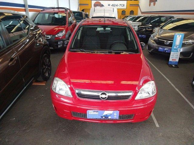 Corsa Hatch Maxx 1.4 flex 2011 impecável com baixa quilometragem RARIDADE