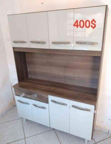 Armários De Cozinha Novo Apronta Entrega  - Foto 2