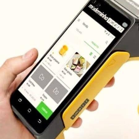 Máquina PagSeguro Smart Nova!!!! - Foto 2