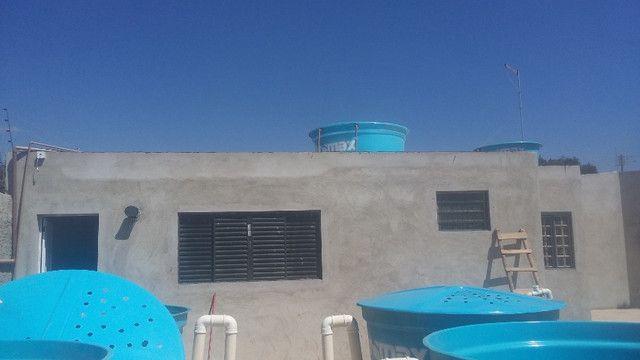 Casa e Lote Lago Azul 2 em 1 Ótimo para empresas - Foto 6