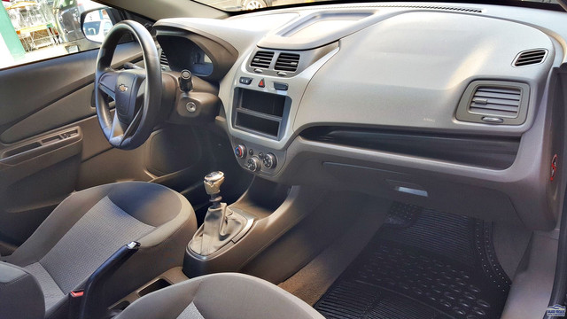 Chevrolet Cobalt  LT 1.4 8V  Flex MANUAL - Foto 6