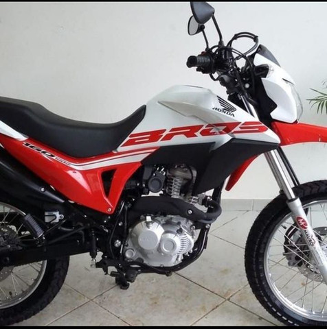 NRX BROS 160 2019
