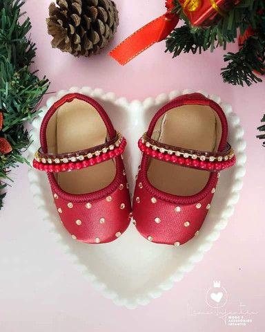 Sapato para Bebês (n° 16) - Foto 2